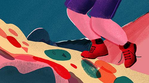 In Her Boots Kathrin Steinbacher