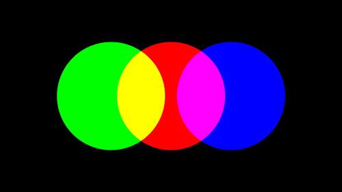 RGB Colour Model - Blanca Rego Constela